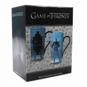 Game of Thrones - Heat Changing Latte Mug