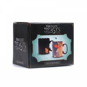 Fantastic Beasts Niffler Heat Changing mug