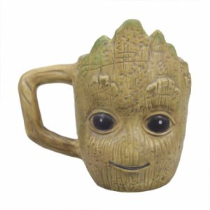 Groot Shaped Mug
