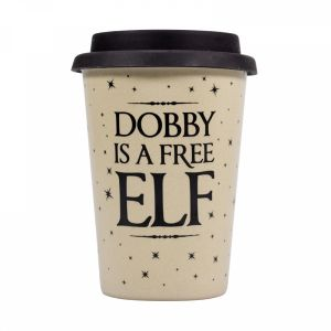 Harry Potter 'Dobby is a Free Elf' Travel Mug