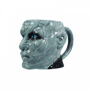 White Walker Shaped Mug