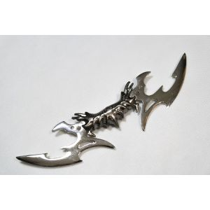 Mini Bat'leth Letter Opener