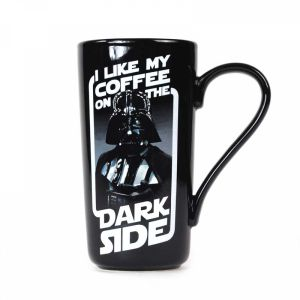 Star Wars 'Coffee on the Dark Side' Latte Mug