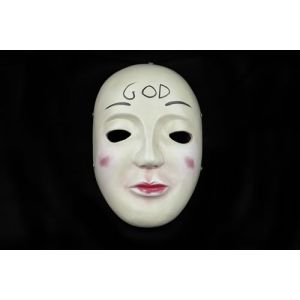 Resin God Mask
