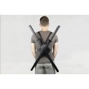 'Antihero' Katana Set with Backpack
