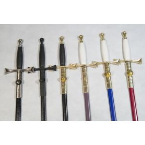 Masonic Sword in Purple