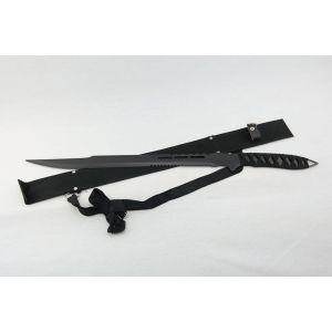 Carbon Steel Ninja Sword