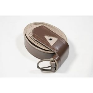 Masonic Belt - Brown