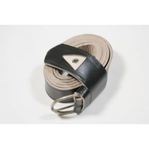 Masonic Belt - Black