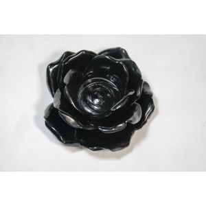 Black Rose Candle