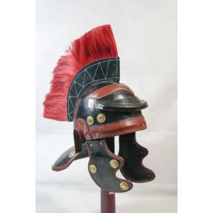 Leather Roman Centurion Helmet