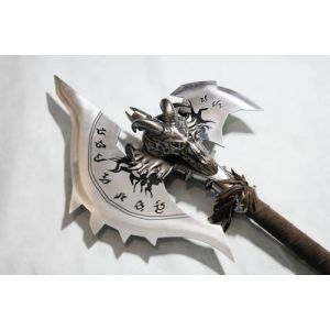 Metal Shadowmourne Style Axe