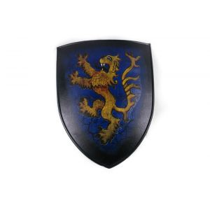 Lion Rampant Shield