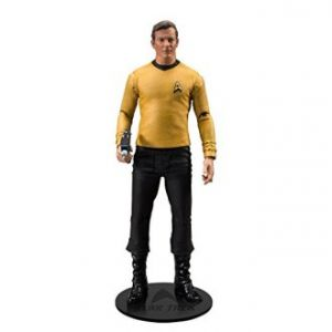 mcfarlane toys star trek captain james t. kirk