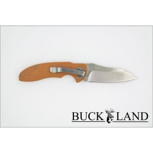 Buckland 'EDC Whittler' in Orange