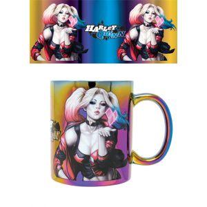 Harley Quinn Suicide Squad Metallic Mug