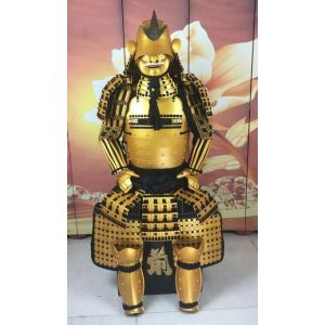 Full Size Japanese Armour Gold