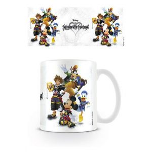 Kingdom Hearts Mug