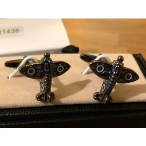 Cufflink Pair in Box Planes