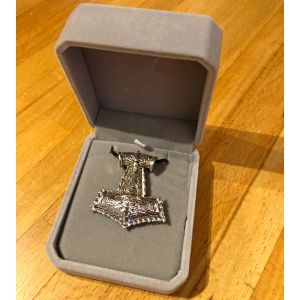 Mjolnir Pendant in Box