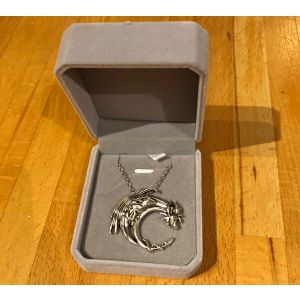 Dragon Necklace in Box