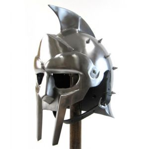 Gladiator Helmet with spikes
