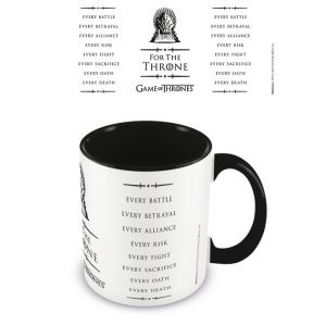 "Game of Thrones ""For the Throne"" Mug"