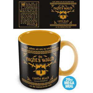 "Game of Thrones ""The Knights Watch"" Mega Mug"