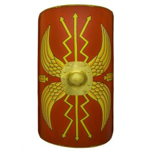 Roman Scutum (Shield in Iron)