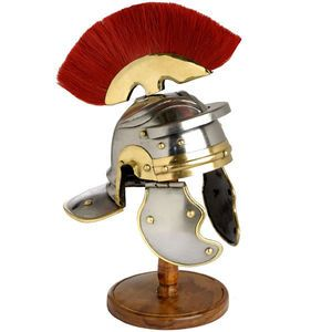 Mini Roman Helmet