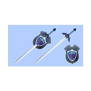 Blue Sword and Shield