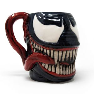 Marvel's Venom Shaped Mug
